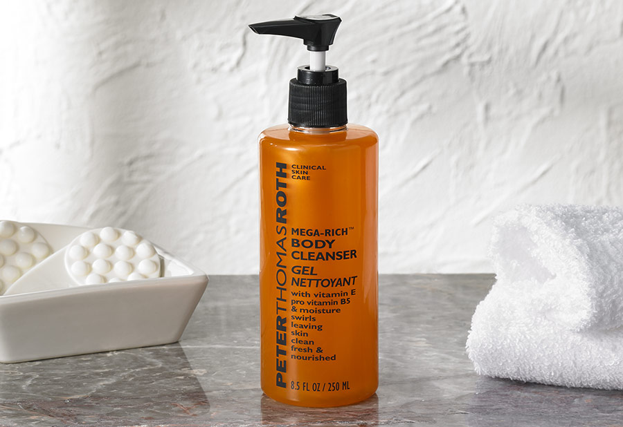 Peter Thomas Roth Mega Rich Body Cleanser Hilton To Home